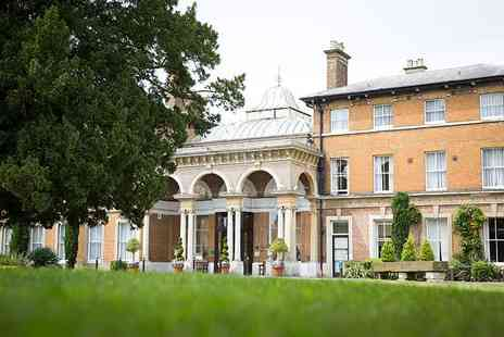 Oatlands Park Hotel - Overnight stay for two including a two course dinner and breakfast - Save 48%