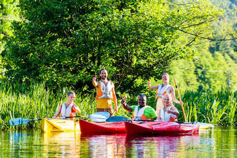 3XTREME - Ultimate summer adventure day for one   - Save 61%