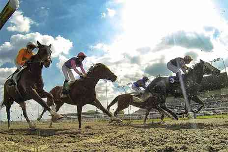 Jockey Club Racecourses - Race day and drinks package for two   - Save 40%