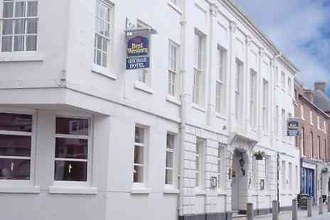 The George Hotel - One or Two Nights stay For Two With Breakfast and Meal  - Save 45%