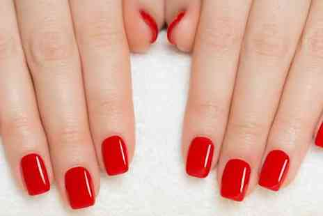 Jo and Cass - Shellac nail treatment  - Save 47%