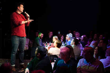 Jongleurs Comedy Club - Entry to a two hour comedy show for one  - Save 53%