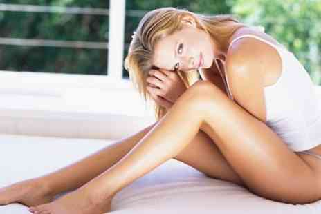 MM Laser - Three Sessions of Laser Hair Removal - Save 82%