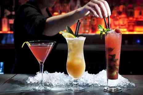 Dice Bar - Cocktail Making Class With Refreshments - Save 0%