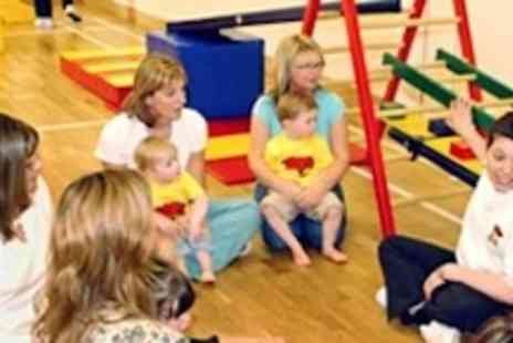 Tumble Tots - 3 sessions UKs leading kids play programme - Save 52%