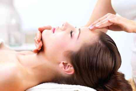 Escape - Aromatherapy or Swedish Massage Plus Facial Massage  - Save 44%