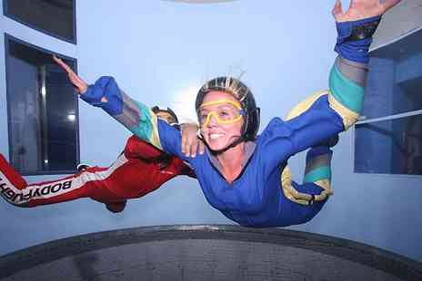 Bodyflight Bedford - Two Indoor Skydiving Flights For One - Save 40%