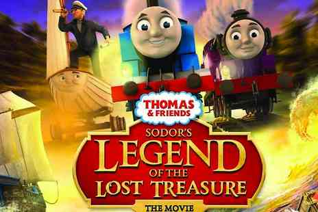 Royal Philharmonic Orchestra - Tickets to Thomas and Friends Screening With Soundtrack Performed Live ,  - Save 0%