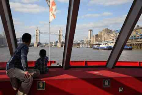 City Cruises - Childs circular Thames sightseeing tour - Save 0%