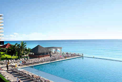 Your Holidays - Seven night Five Star all inclusive Cancun break including direct return flights   - Save 40%