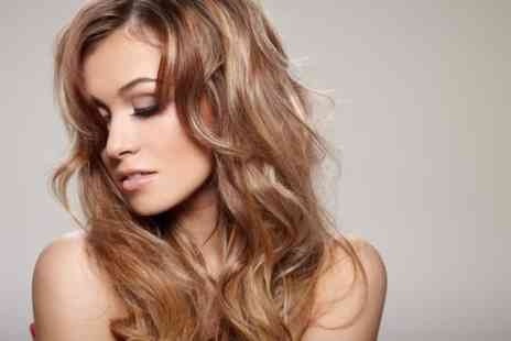 Ruby Reds Beauty - Cut, blow dry and conditioning treatment with a senior stylist   - Save 73%