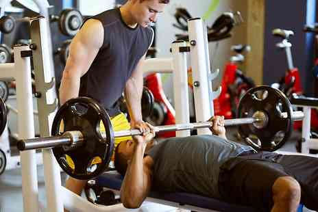Eclipse Health -Three Sessions of  Personal Training - Save 0%