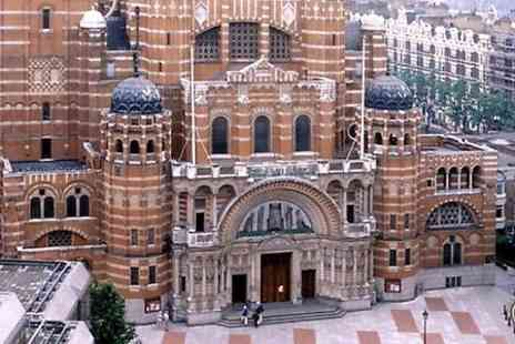 Westminster Cathedral Choir - Ticket to Grand Organ Festival  - Save 25%