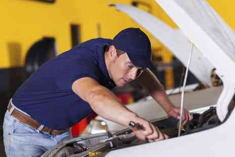 Servicing Stop - Full MOT With Nationwide Collection and Delivery - Save 0%