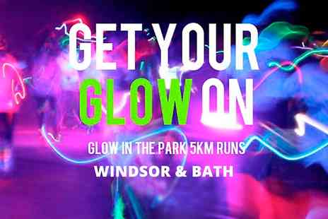 Glow in the Park - Entry to Glow in the Park 5km Night Run - Save 0%