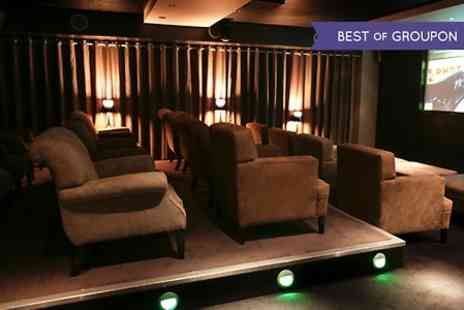 Eight Club Moorgate - Movie Night With Popcorn and Beer  - Save 0%