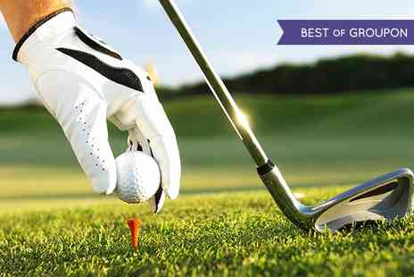 De Vere Staverton Park - 18 Holes of Golf and 10% Store Discount For Two  - Save 70%