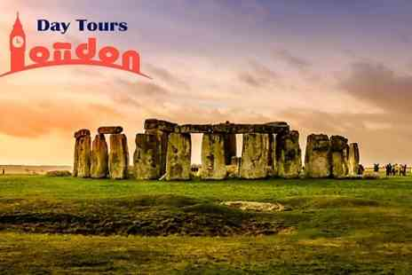 Day Tours London - Stonehenge and Bath Coach Tour  - Save 0%