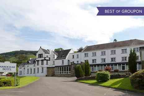Arrochar Hotel - One to Three Nights For Two With Cooked Breakfast and Three Course Dinner  - Save 0%