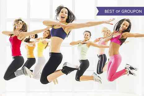 The London Dance Company - Five Sessions of High Intensity Dance Workout - Save 68%