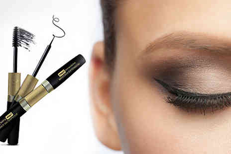 Finishing touch - Two in One Mascara and Eyeliner Set - Save 74%