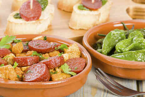 Toast Cafe Bar - Treat yourself to tapas - Save 50%