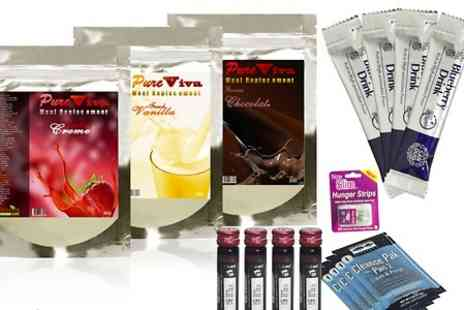 Pure Viva Cleanse - Meal Replacement Package  - Save 39%