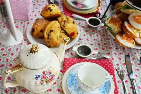 Nettle Hill - Vintage Afternoon Tea For Two  - Save 52%