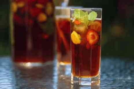 London Elizabeth Hotel - Jug of Pimms for Two  - Save 0%
