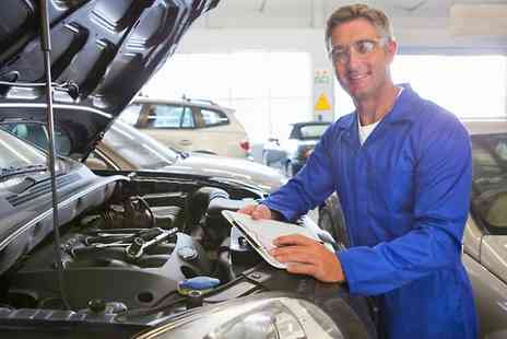 Aintree Garages - Car Air Conditioning Service With Re Gas - Save 0%