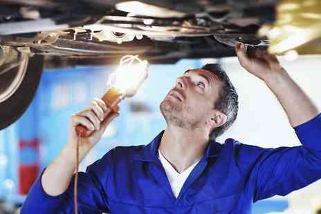 Platinum Motoring Solutions - MOT Test and Valet Plus Oil Change  - Save 0%