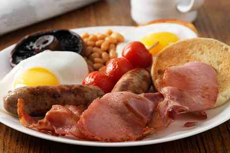 Plenty - Breakfast or Brunch With Hot Drink - Save 0%