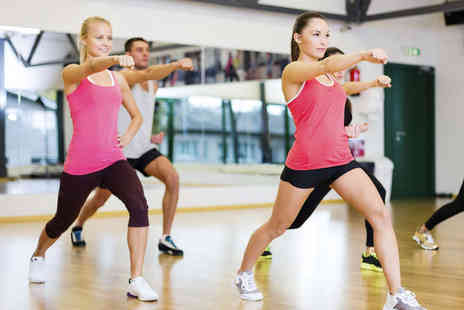 Sweat - Ten Boot Camp Classes - Save 62%