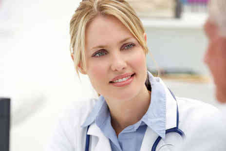 UK Health Screening - Health Screen Assessment with 12 Month Plan and GP Access - Save 74%