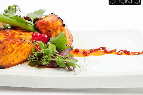 Chakra - Six Course Fine Dining Tasting Menu with Cocktail for Two  - Save 0%