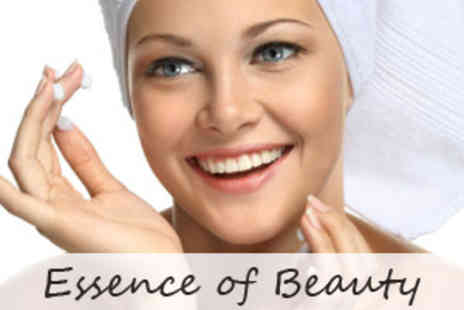 Essence of Beauty - Crystal Clear Microdermabrasion + Eyebrow Shape - Save 60%