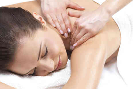 Beautylicious Boutique - 30 Minute Swedish Massage, Express Facial, and Express Manicure - Save 61%