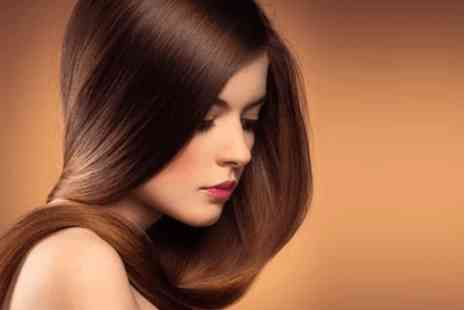Fabi Fabulous Hair and Beauty - Brazilian blow-dry with a cut in E1 - Save 0%