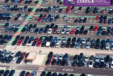 Looking4Parking - Up to 30% Off Airport Car Parking at  28 Airports - Save 0%