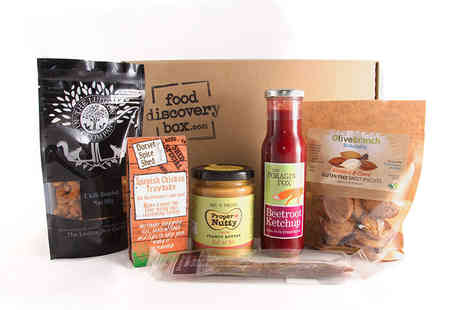 Food Discovery Box - Food discovery box plus free BBQ box if you subscribe for Three  months - Save 51%