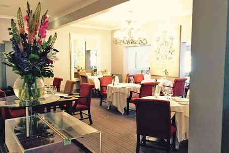 Parkside House Hotel - Traditional Three Course Sunday Lunch for Two - Save 59%