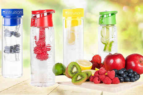 Shopperheads - Infruition Fruit Infusing Bottle - Save 46%
