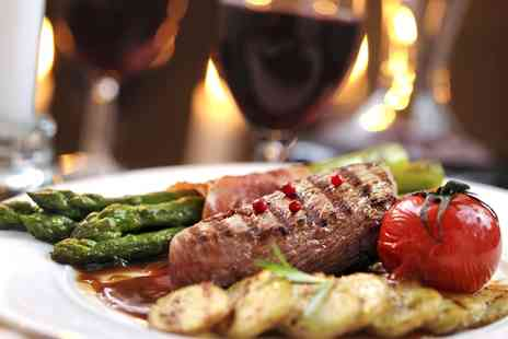 The Kentford - Steak Meal With Wine For Two  - Save 0%