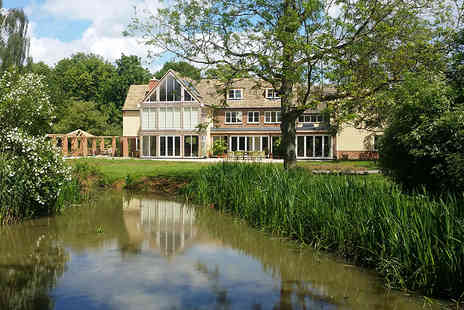 Maxwells  - Cotswolds Countryside Escape including Breakfast  - Save 0%