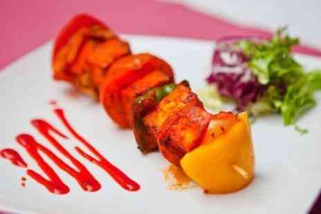 Cinnamon Spice - Two Course Indian Meal With Drinks, Sides and Dessert  - Save 59%
