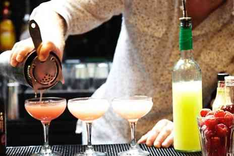The Hole in The Wall - Cocktail Masterclass For One  - Save 62%