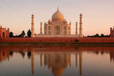 GeTS Holidays - Eight day India Golden Triangle and Udaipur tour including accommodation, transfers, breakfast and excursions with an English speaking guide - Save 0%
