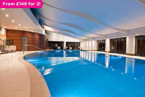 The Mere Golf Resort & Spa - A Luxurious Night of Indulgence in Charming Cheshire - Save 0%
