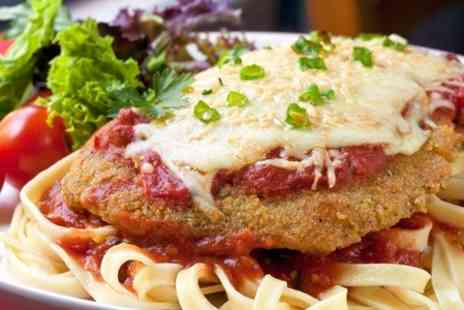 The Buck Inn - Chicken Parmesan For Two  - Save 53%