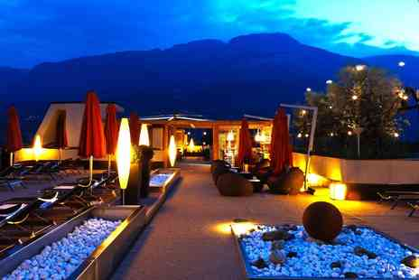 Napura Art und Design - Two, Three, Five or Seven Night stay in a Four star Design Hotel in the Dolomites with luxurious rooftop spa - Save 36%
